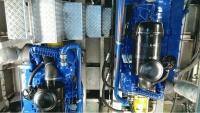 2 maal Sisu 620 motor revisie